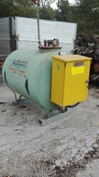Diesel tank - Lot 7 (Auction 5812)