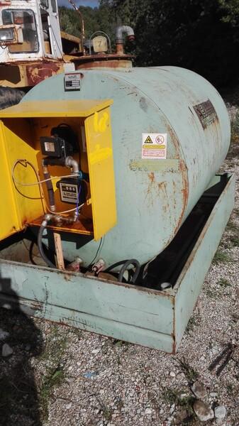 8#5812 Cisterna Gasolio in vendita - foto 1