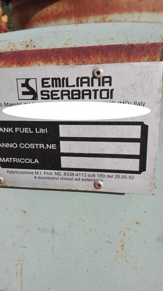 8#5812 Cisterna Gasolio in vendita - foto 3