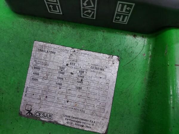 1#5813 Carrello elevatore Cesab in vendita - foto 10