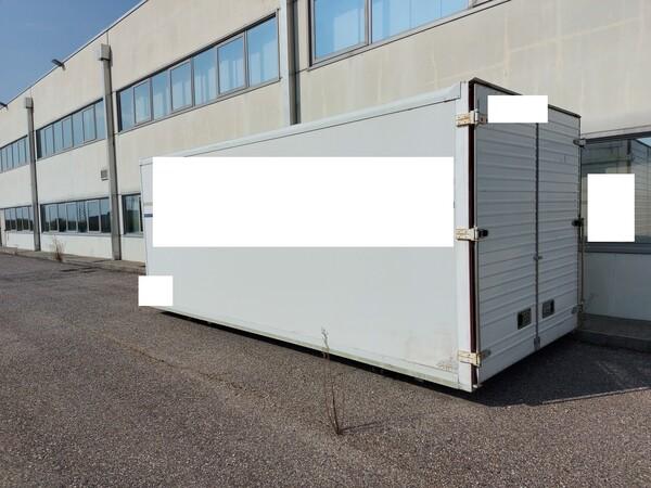 17#5813 Cassone scarrabile per camion Spier in vendita - foto 1
