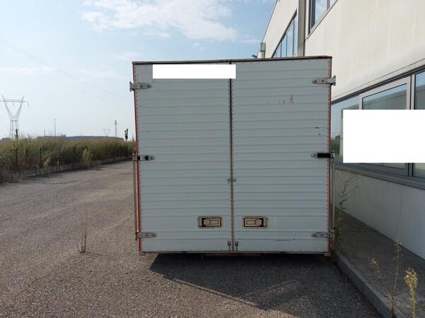 17#5813 Cassone scarrabile per camion Spier in vendita - foto 3