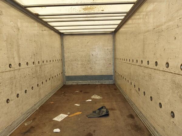 17#5813 Cassone scarrabile per camion Spier in vendita - foto 6