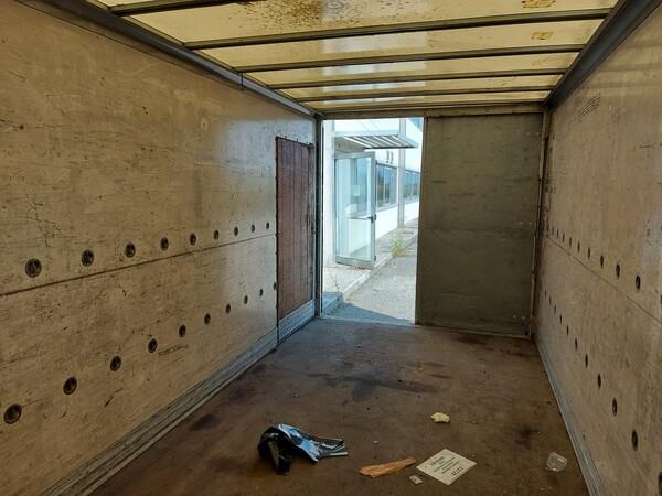 17#5813 Cassone scarrabile per camion Spier in vendita - foto 7