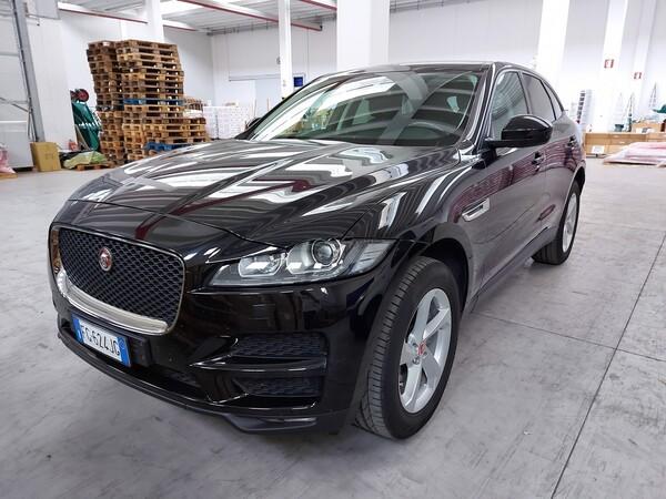 21#5813 Jaguar F-Pace in vendita - foto 1