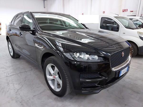 21#5813 Jaguar F-Pace in vendita - foto 3