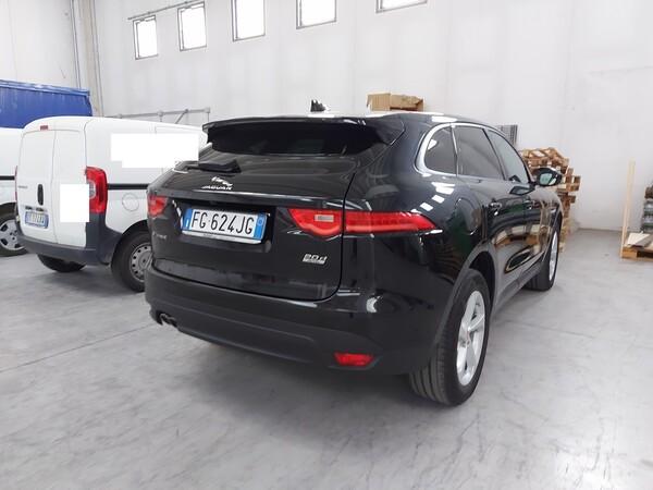 21#5813 Jaguar F-Pace in vendita - foto 5