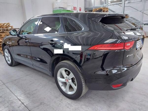 21#5813 Jaguar F-Pace in vendita - foto 7