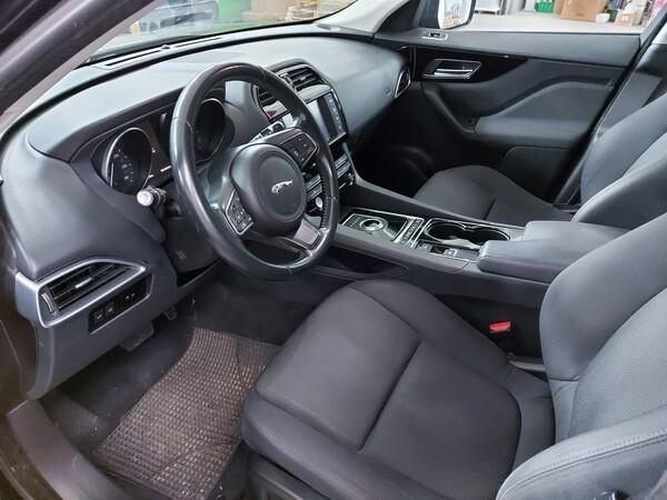 21#5813 Jaguar F-Pace in vendita - foto 13
