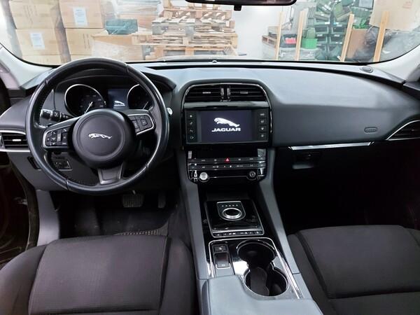 21#5813 Jaguar F-Pace in vendita - foto 16