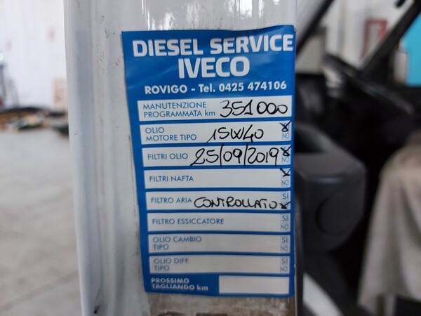 23#5813 Autocarro Iveco in vendita - foto 15