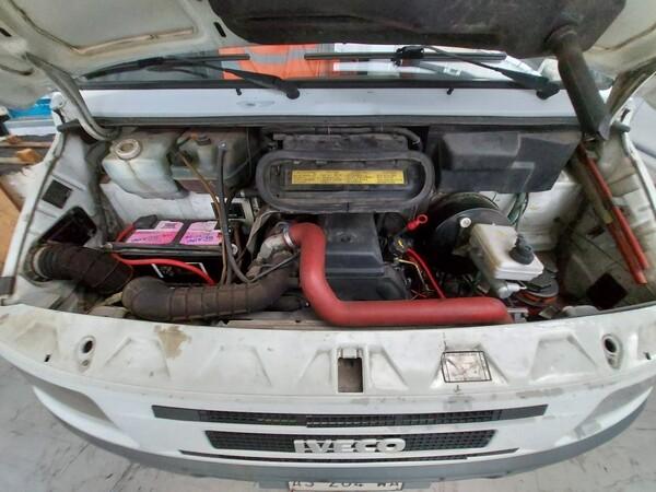 23#5813 Autocarro Iveco in vendita - foto 21