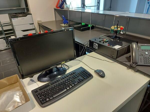 25#5813 Arredi e attrezzature da ufficio in vendita - foto 5
