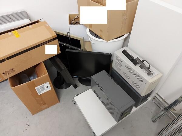 25#5813 Arredi e attrezzature da ufficio in vendita - foto 31