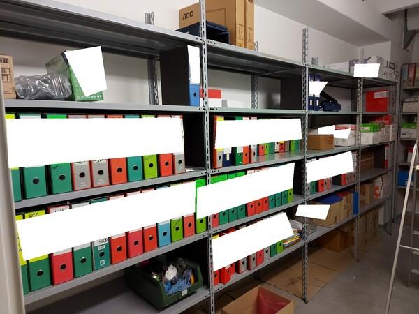 25#5813 Arredi e attrezzature da ufficio in vendita - foto 32