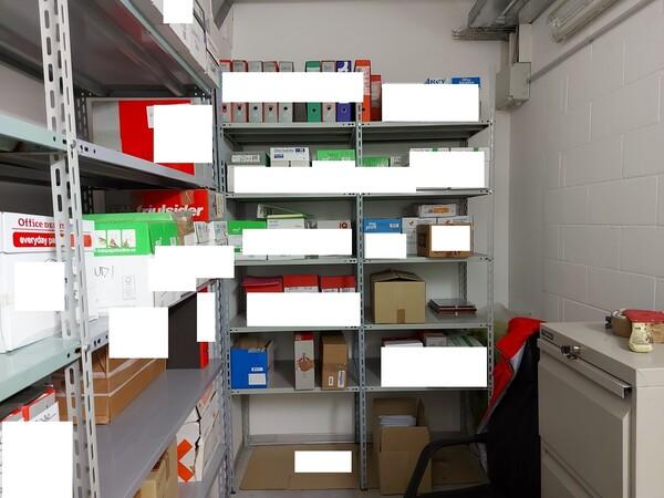 25#5813 Arredi e attrezzature da ufficio in vendita - foto 33