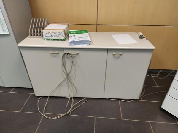 25#5813 Arredi e attrezzature da ufficio in vendita - foto 48