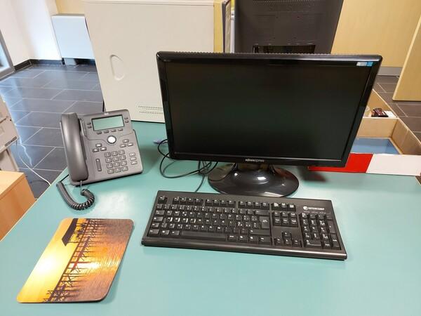 25#5813 Arredi e attrezzature da ufficio in vendita - foto 71