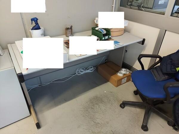 25#5813 Arredi e attrezzature da ufficio in vendita - foto 119