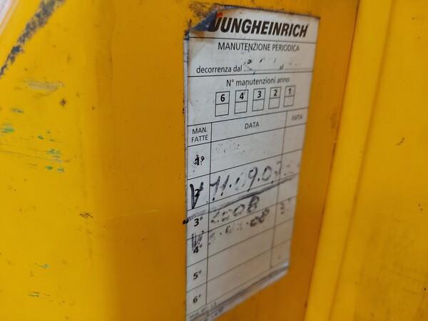 3#5813 Carrello elevatore Jungheinrich in vendita - foto 6