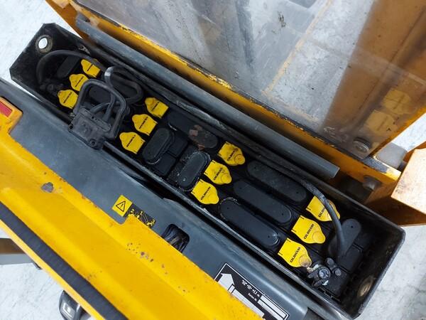 3#5813 Carrello elevatore Jungheinrich in vendita - foto 7