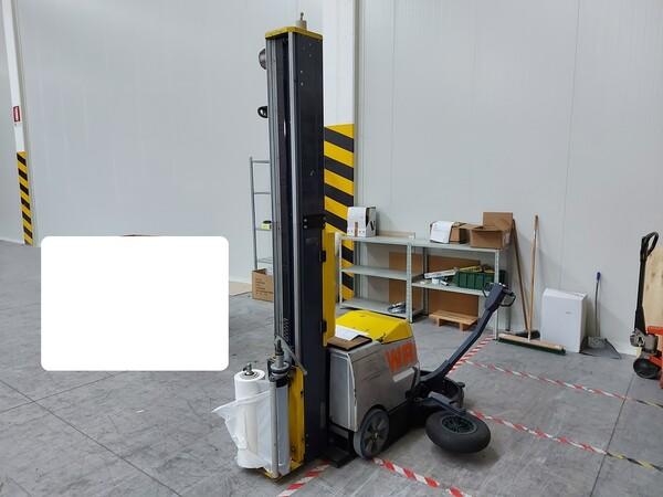 6#5813 Imballatrice Siat WR100-M in vendita - foto 1