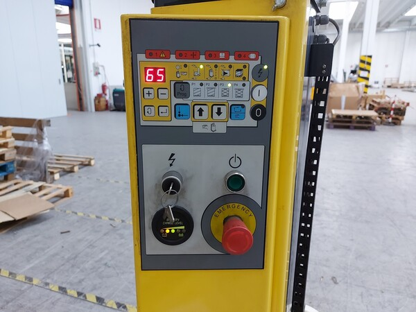 6#5813 Imballatrice Siat WR100-M in vendita - foto 3