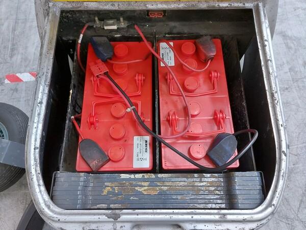 6#5813 Imballatrice Siat WR100-M in vendita - foto 4