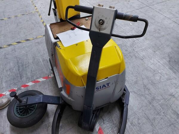 6#5813 Imballatrice Siat WR100-M in vendita - foto 7