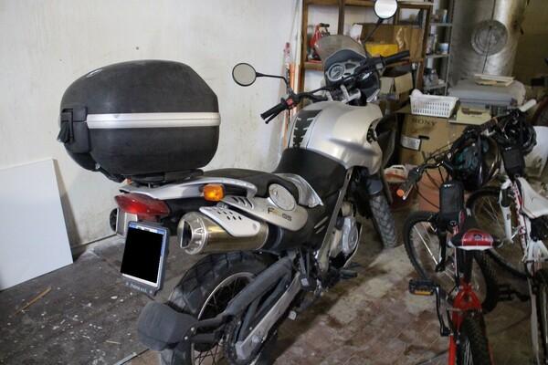 1#5816 Motociclo Bmw F650 GS in vendita - foto 2