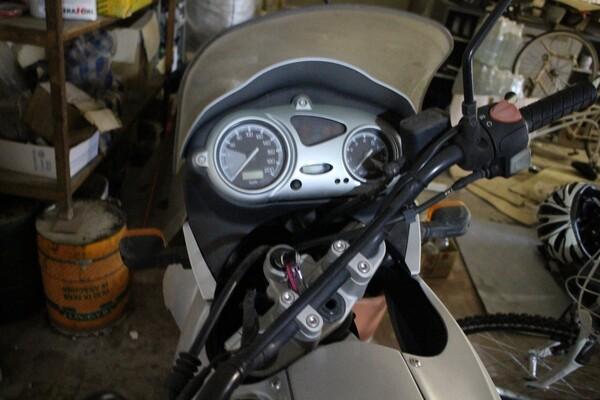 1#5816 Motociclo Bmw F650 GS in vendita - foto 4