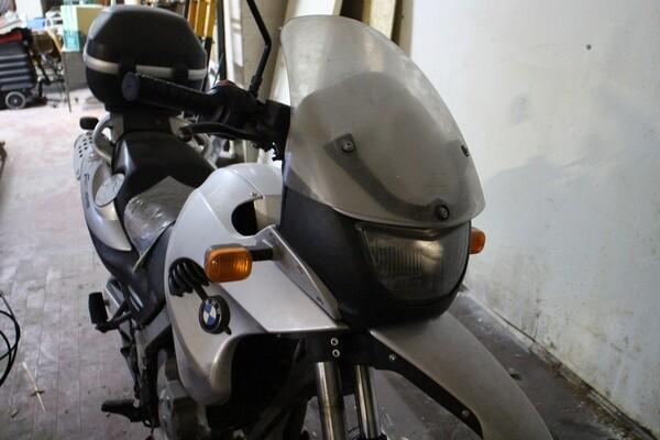 1#5816 Motociclo Bmw F650 GS in vendita - foto 7