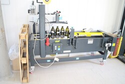 Siat boxes and wrapping machine - Lot 5 (Auction 5816)