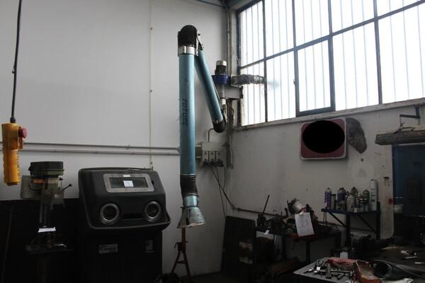 21#5817 Compressore La Padana e impianto di aria compressa in vendita - foto 2