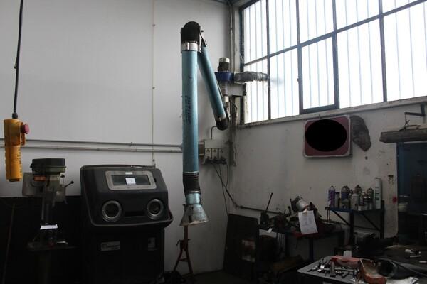 21#5817 Compressore La Padana e impianto di aria compressa in vendita - foto 3