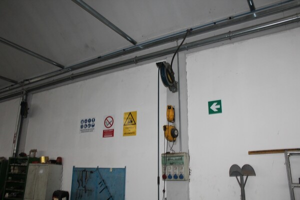 21#5817 Compressore La Padana e impianto di aria compressa in vendita - foto 6
