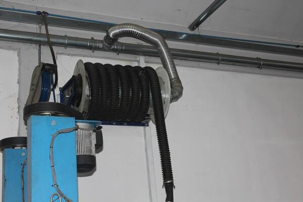 21#5817 Compressore La Padana e impianto di aria compressa in vendita - foto 7