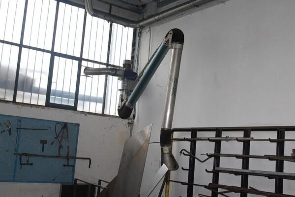 21#5817 Compressore La Padana e impianto di aria compressa in vendita - foto 9