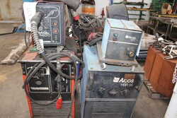 Cebora and Arcos welding machines - Lot 3 (Auction 5817)