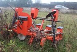 Palladio mulcher and Agri Moto seeder - Lot 33 (Auction 5817)