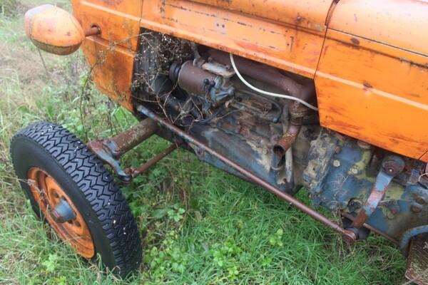 35#5817 Trattori agricoli Fiat e Nibbi in vendita - foto 3