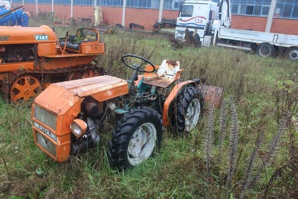 35#5817 Trattori agricoli Fiat e Nibbi in vendita - foto 7