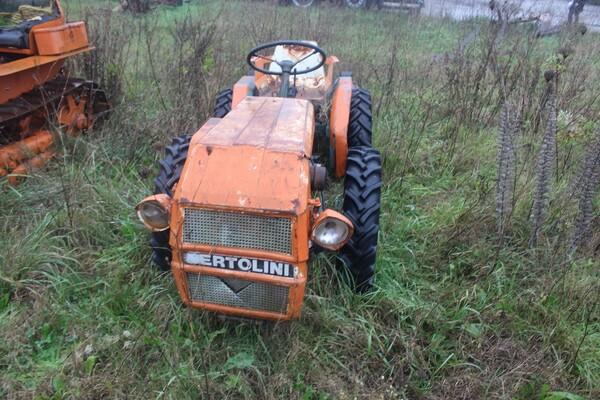 35#5817 Trattori agricoli Fiat e Nibbi in vendita - foto 8