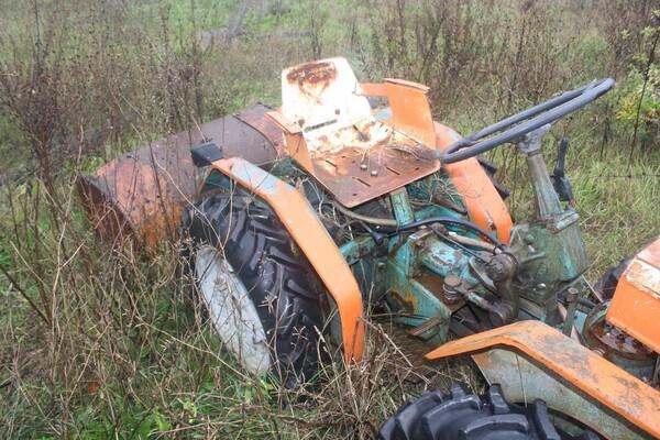 35#5817 Trattori agricoli Fiat e Nibbi in vendita - foto 9