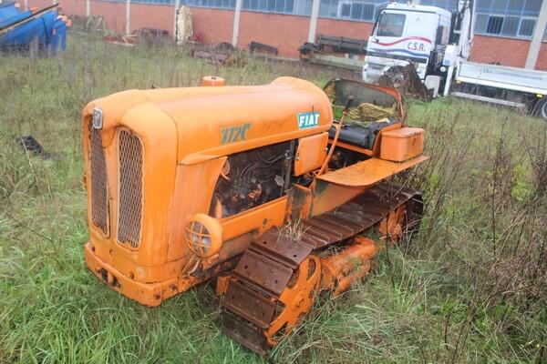 35#5817 Trattori agricoli Fiat e Nibbi in vendita - foto 11