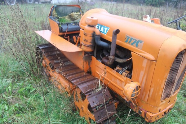 35#5817 Trattori agricoli Fiat e Nibbi in vendita - foto 12
