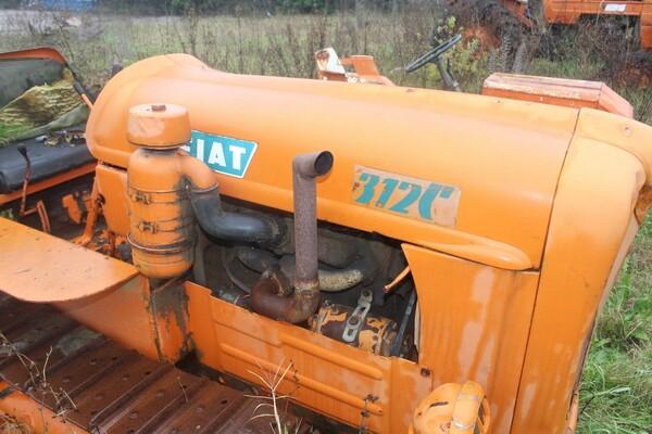 35#5817 Trattori agricoli Fiat e Nibbi in vendita - foto 13