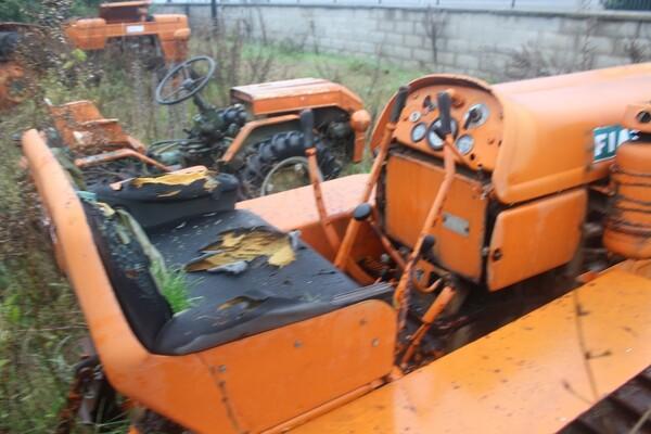 35#5817 Trattori agricoli Fiat e Nibbi in vendita - foto 14