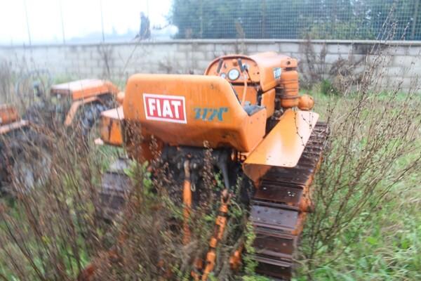 35#5817 Trattori agricoli Fiat e Nibbi in vendita - foto 15