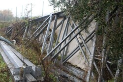 Tensile structure - Lot 36 (Auction 5817)